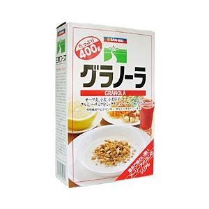 三育フーズ グラノーラ 400g ×3個セット|tomozoo