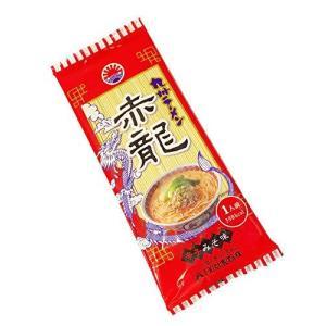 ピリ辛味噌とんこつ熊本 赤龍ラーメン 1人前 ノンフライ麺 tomozoo
