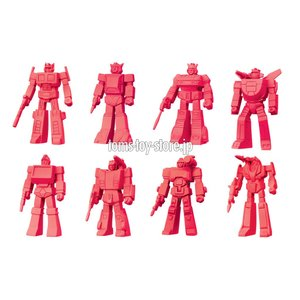トランスフォーマー フィギュアコレクション - 全8種セット|toms-toy-store