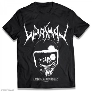 キン肉マン - ウォーズマン サタニックロゴ Tシャツ [XXLサイズ]|toms-toy-store
