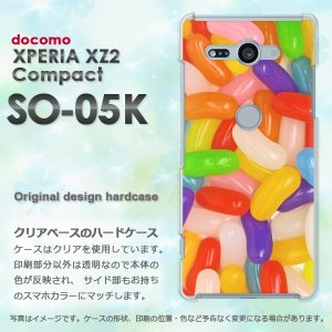 docomo Xperia XZ2 Compact SO-05K用ハードケース so05k xper...