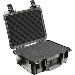 PELICAN ハードケース 1400 8.9L ブラック 1400-000-110|tomutomu