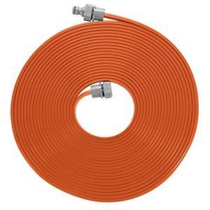 GARDENA(ガルデナ) スプリンクラーホース 長さ15m オレンジ 00996-20|tomutomu
