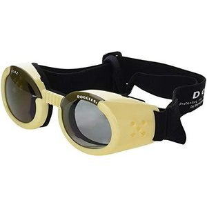 Doggles ILS UVカット ポリカーボネート クローム M|tomutomu