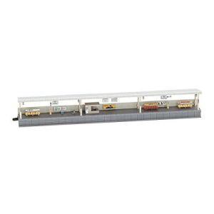 TOMIX Nゲージ 対向式ホームセット 近代型 延長部 4032 鉄道模型用品|tomutomu
