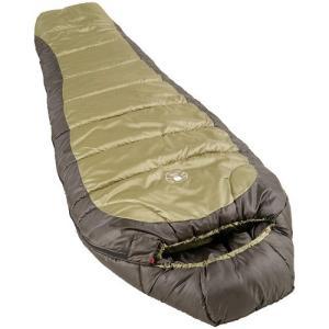 Coleman コールマン  大人用寝袋(マ ー型) 緑 -18度まで対応 sleeping bag Mummy Style tomutomu