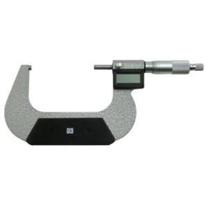 新潟精機 SK デジタル外側マイクロメーター 75-100mm MCD130-100|tomutomu