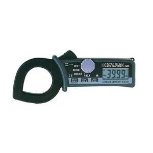 共立電気計器 (KYORITSU) 2433 キュースナップ・漏れ電流・負荷電流測定用クランプメータ|tomutomu