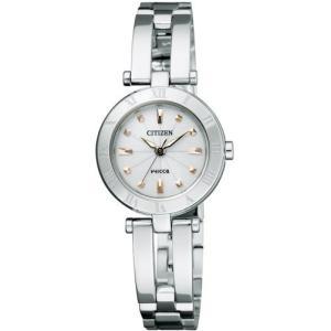 シチズン CITIZEN 腕時計 wicca ウィッカ Wicca ウィッカ Eco-Drive エコ・ドライブ ハーフバングル シンプルアジャス|tomutomu