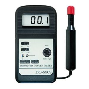 マザーツール デジタル溶存酸素計 DO-5509|tomutomu