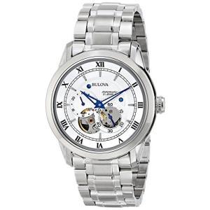 ブローバ Bulova 腕時計 96A118 自動巻き アナログ表示 メンズ|tomutomu