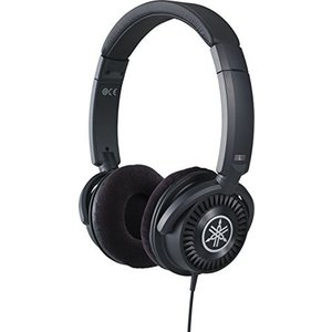 ヤマハ YAMAHA ヘッドホン ブラック HPH-150B 電子楽器の音色を忠実に再現 フラットな音質で演奏できる楽器用オー tomutomu