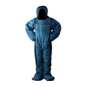 着る袋 寝袋 人型 歩ける あったか ポカポカ キャンプ 登山 車中泊 防災 -5℃-5℃適用 男女兼用 tomutomu