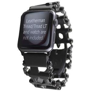 BestTechTool Leatherman端末対応 Tread アダプタウォッチリンクを見る (リンゴの時計42 リメートル, トレッドLT)|tomutomu