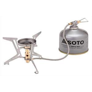 SOTO(ソト) レギュレーターストーブ FUSION Trek(フュージョントレック) SOD-330 tomutomu