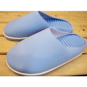防水バススリッパ ブルー/フリーサイズ(〜25cm程度まで)|tomy