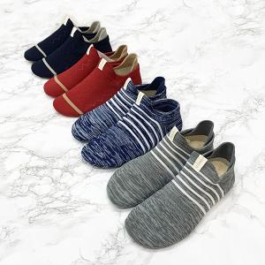 靴下 スリッパ 軽量 ルームソックス ハイカット 冬用 高反発インナーソール オレンジレッド&グレー レディース メンズ 洗える スリッパ|tomy