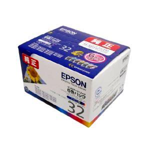 エプソン IC6CL32 純正品・外箱なし・メール便にて全国送料無料|toner-bank