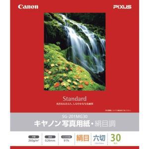 キヤノン写真用紙・絹目調 六切 30枚 SG-...の関連商品7