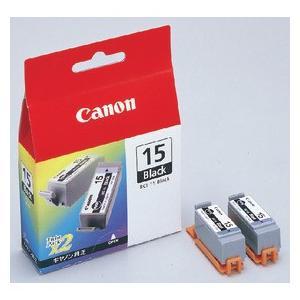 キヤノン(Canon) BCI-15 Black ブラック ...