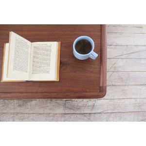 テーブル リビングテーブル ウォールナット ミューク120 丸み|tonericoline|03