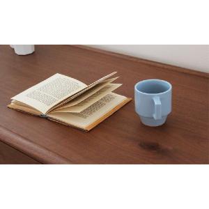 テーブル リビングテーブル ウォールナット ミューク120 丸み|tonericoline|05