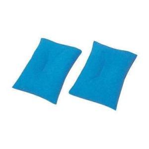 【体圧分散パット】ビーズパッド 小型マット ◆20×14cm ■2枚1組|tonerlp