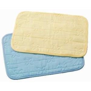 【ベッドパット】除湿枕パッド ◆2色組 ブルー、イエロー|tonerlp
