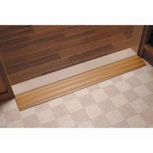 【段差スロープ】段差自在 ◆対応段差1.2〜3.4cm [WB4207]|tonerlp