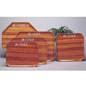 【ウッディートレイ】ウッディートレイFRP製 ライトブッチャーブロック(LB) ◆ [SN-1418TR:LB] tonerlp