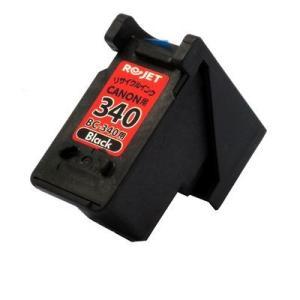 【単品】キャノン BC-340BK ブラック リサイクルインク tonerlp