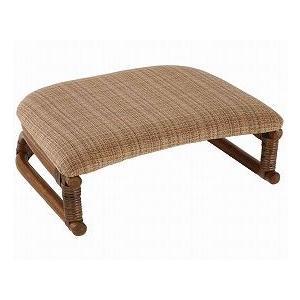 【家具】正座イス 四角型 布張 KRC-877|tonerlp