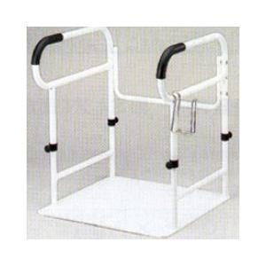 ポータブルトイレ用安全手すり ◆VALPTAT1|tonerlp