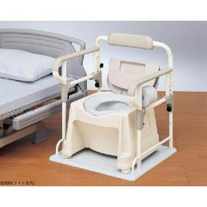 ポータブルトイレ用フレームささえ ◆533-070|tonerlp