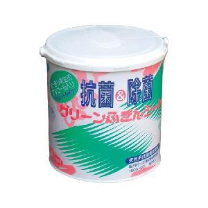 抗菌、除菌 グリーンふきんシート ◆150枚入|tonerlp