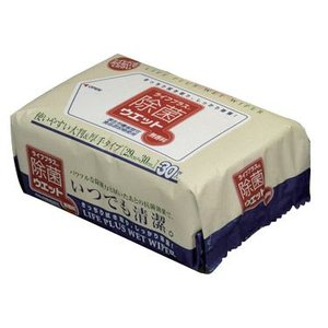 ライフプラス除菌ウェット ◆30枚入 1101|tonerlp