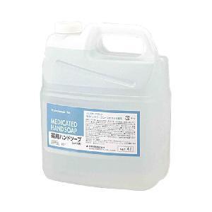 薬用ハンドソープ 泡タイプ ◆4L×4個セット 5224|tonerlp