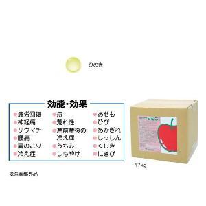 薬用入浴剤 バスフレンド(ひのき) ◆17kg|tonerlp