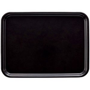 【トレイ・すべり止めマット】長角トレー/ AP-440BK ブラック tonerlp