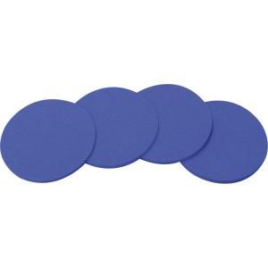 【ベッド関連用品】へこまーず丸型脚用 4個組|tonerlp