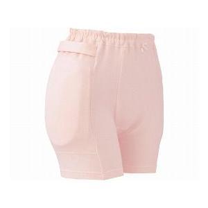 【衝撃吸収パンツ】・ラ・クッションパンツ 替えパンツのみ 女性用 ◆ピンク|tonerlp
