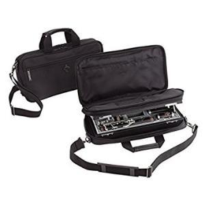 ポケット2箇所、ストラップ付きのナイロン製ケースカバー です。 ビュッフェ・クランポンの楽器に付属さ...