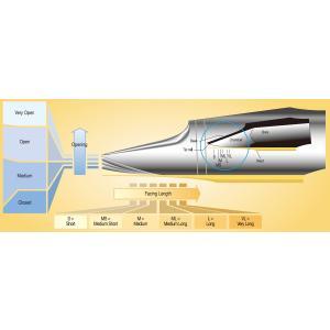 マウスピース B♭クラリネット バンドレン 5RVライヤープロファイル Vandoren 5RVLyer Profile 88 |tonicgakki|04