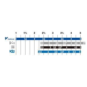 バンドレン V12 B♭クラリネットリード 銀箱/Vandoren  V12|tonicgakki|02