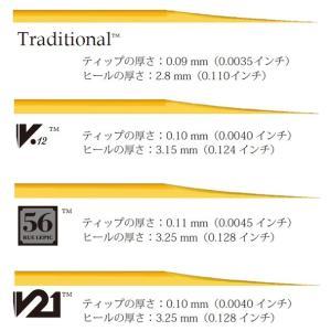 バンドレン V12 B♭クラリネットリード 銀箱/Vandoren  V12|tonicgakki|04