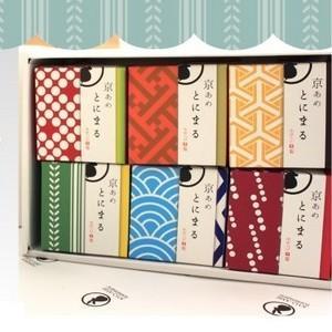 ホワイトデー とにまる 選べる【京あめ いろむすび】6箱セット|tonimaru