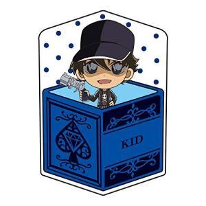 名探偵コナン キャラ箱クッション Vol.6 キッド追跡コレクション 怪盗キッド (変装前) W34...