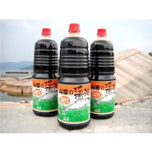 山田の醤油(1.8L×6本セット)