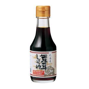 舞茸しょうゆ(醤油)ミニ×3本−北海道十勝の調味料のお取り寄せ お歳暮ギフトにも♪/オビプロ[常温発送]|tonxton-market