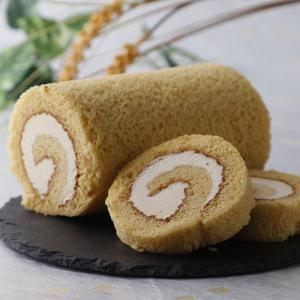 和三盆・米粉ロール 北海道産/和菓子 ロールケーキ お中元 夏ギフト お取り寄せ/六美|tonxton-market